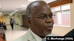 Zimbabwe Health Services Board Chairman Paulinus Sikhosana.