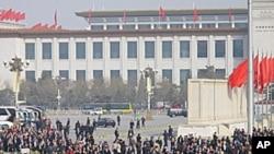 中國全國人大代表(資料照片)