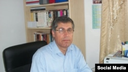 Ahmet Dere Kurdish Researcher in Strasburg