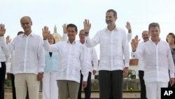 Argentina pidió apoyo sobre las Malvinas y Ecuador desaprobó la destitución en Brasil de Dilma Rousseff.