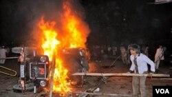 قرآن کی بے حرمتی کے خلاف غازی آباد میں مظاہرے