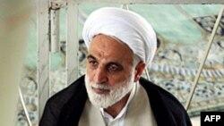 Iranski vrhovni tužilac Golam Mohseni Edžeie (arhivski snimak)