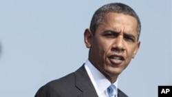 美國總統奧巴馬(圖)祝賀擊斃激進的美籍教士安瓦爾.奧拉基。