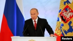 Putin wants good relation with Trump Administration