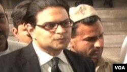 وکیل سلمان اکرم راجہ