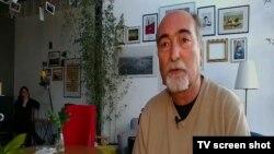 Milan Ćulibrk, glavni i odgovorni urednik NIN-a