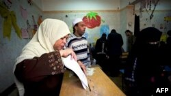 Mısır'da Anayasa Değişikliği Referandumu Yapılıyor