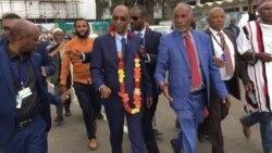 Pirzidaantiin mootummaa naannoo Oromiyaa duraanii,Juneddiin Saaddoo biyyatti galan
