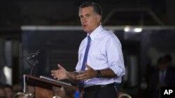 Mitt Romney dijo que el gobierno está incumpliendo su compromiso moral con los estadounidenses.