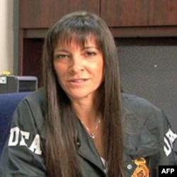 DEA agent Violet Szeleczky
