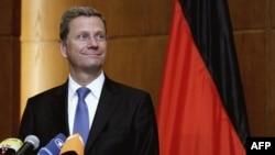 """Ngoại trưởng Đức Guido Westerwelle nói ông muốn thấy """"một sự hợp tác chiến lược"""" giữa Đức và Việt Nam"""