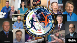 The researchers who are involved in NASA's Twin Study. (Courtesy NASA)