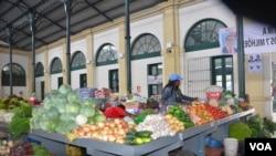Mercado central de Maputo ( foto João Santa Rita)