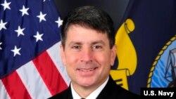 کوین دانگن فرمانده جدید ناوگان پنجم آمریکا
