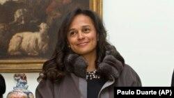 Isabel dos Santos (Foto de Arquivo)