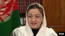 Afg'on elchisi: Markaziy Osiyo bilan bugun ancha yaqinmiz
