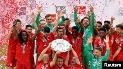 Ciyaartooyda Bayern Munich