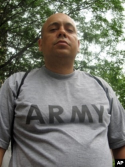 Marco Torres mourns three men in his squad, who were killed in a road ambush near Kabul, Afghanistan.