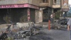 2012-05-21 粵語新聞: 敘利亞衝突導致兩人在黎巴嫩喪生