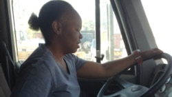 Zimbabwean Rutendo Barna Ventures Into Truck Driving, Piloting: By Safari Njema