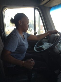 Zimbabwean Rutendo Barna Ventures Into Truck Driving, Piloting: By Safari Njema