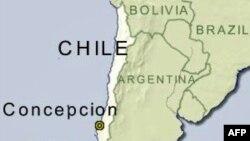 Động đất lớn ở Chile