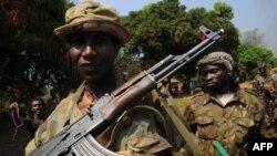 Rebeldes Seleka