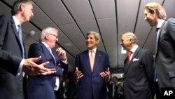 Austria Iran Nuclear Talks. (July 14, 2015)
