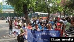 Biểu tình chống Trung Quốc ngày 2 tháng 6, 2013