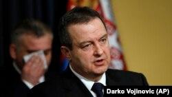 Sırbistan Dışişleri Bakanı İvica Daçiç