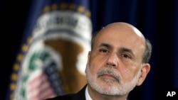 ABD Merkez Bankası Başkanı Bernard Bernanke