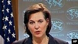 美國國務院發言人紐蘭(資料圖片)