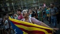 Catalonia ရဲ ႔ ေသာင္မတင္ ေရမက် လြတ္လပ္ေရး