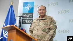 Vrhovni komandant NATO snaga u Evropi Filip Bridlac