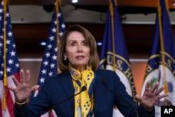 Predsjedavajuća Predstavničkog doma Nancy Pelosi
