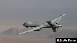 美國空軍的一架MQ-9收割者無人機
