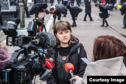 Majda Ibraković, asistentica na programu Energija i klimatske promjene (Foto: Centar za životnu sredinu Banja Luka)