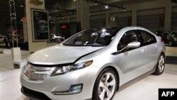 Ševi Volt izabran je za automobil 2010. godine na sajmu automobila u Detroitu