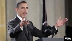 El presidente Obama centrará su atención en Europa y sus preocupaciones sobre el estado de la economía global.