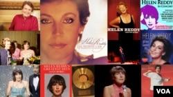 အမ်ိဳးသမီးေရးအားမာန္တက္ေစတဲ့ I am Woman အဆုိေတာ္ Helen Reddy