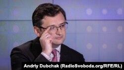 Министр иностранных дел Украины Дмитрий Кулеба (архивное фото)