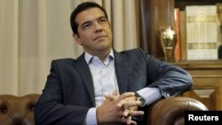 Thủ tướng Hy Lạp Alexis Tsipras.