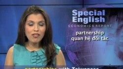 Anh ngữ đặc biệt: Taiwan China Trade (VOA)
