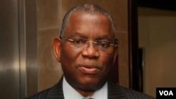 Georges Chikoti, ministro das Relações Exteriores de Angola.
