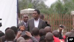 Hakainde Hichilema pede nova contagem de votos em Lusaka