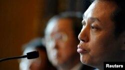 中国外交部副外长王超 (资料照片)