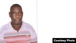 Joaquim Correia, coordenador-adjunto, União Tendências MPLA
