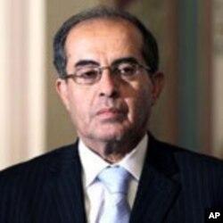 Mahmoud Jibril, kiongozi wa Baraza la Taifa la Mpito la Libya