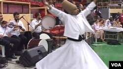 Albania Whirling Dervish