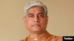 بھارتی وزارت خارجہ کے ترجمان وکاس سواروپ